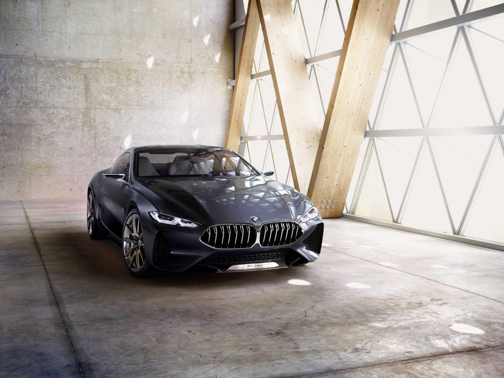 BMW 8er Series