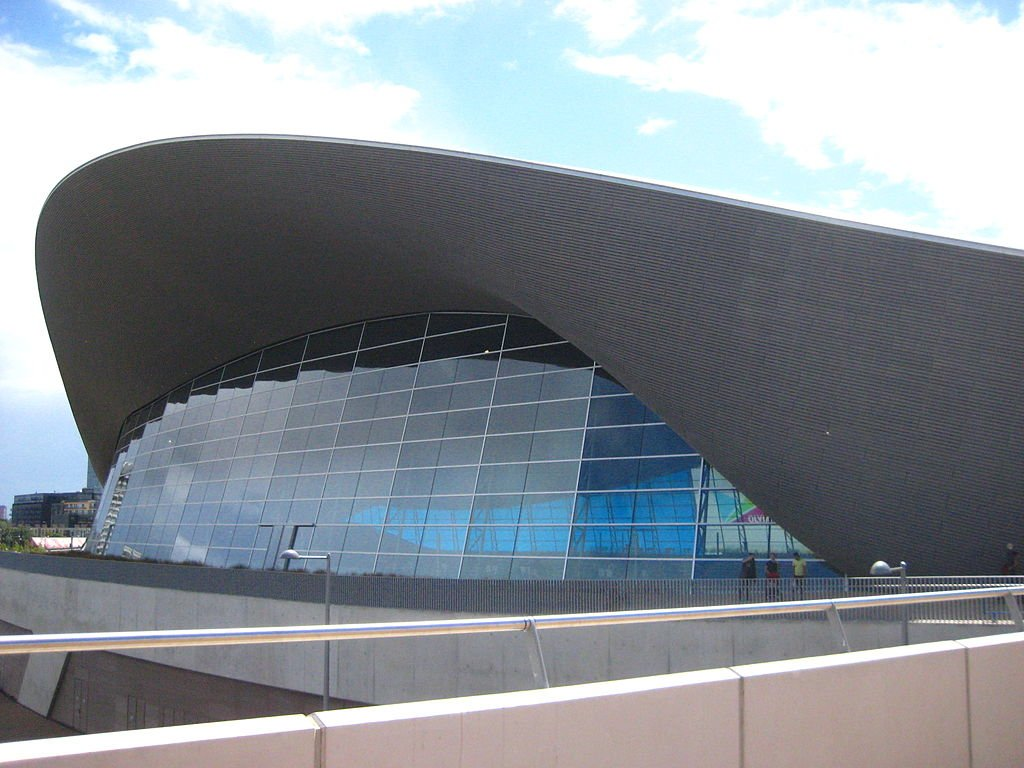 London Aquatics Centre Zaha Hadid