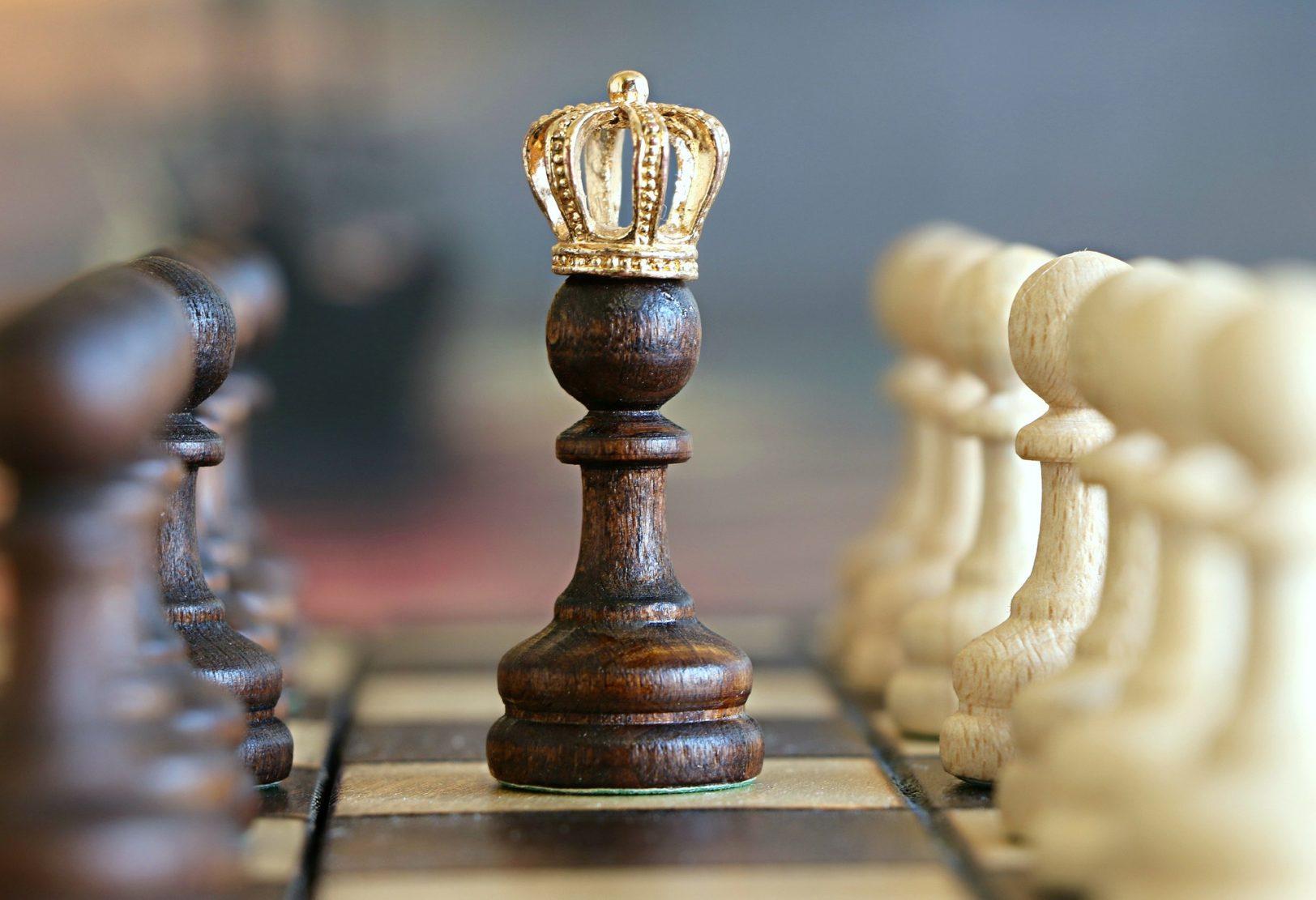 Schach Erfolg Männermagazin