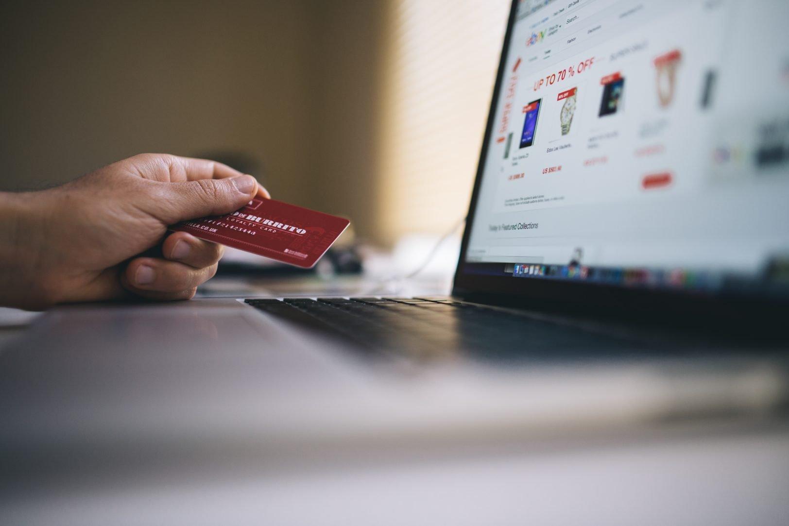 Zeit sparen mit Onlineshopping