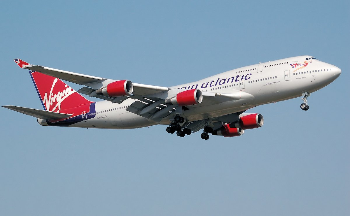 Virgin Atlantic - Richard Branson