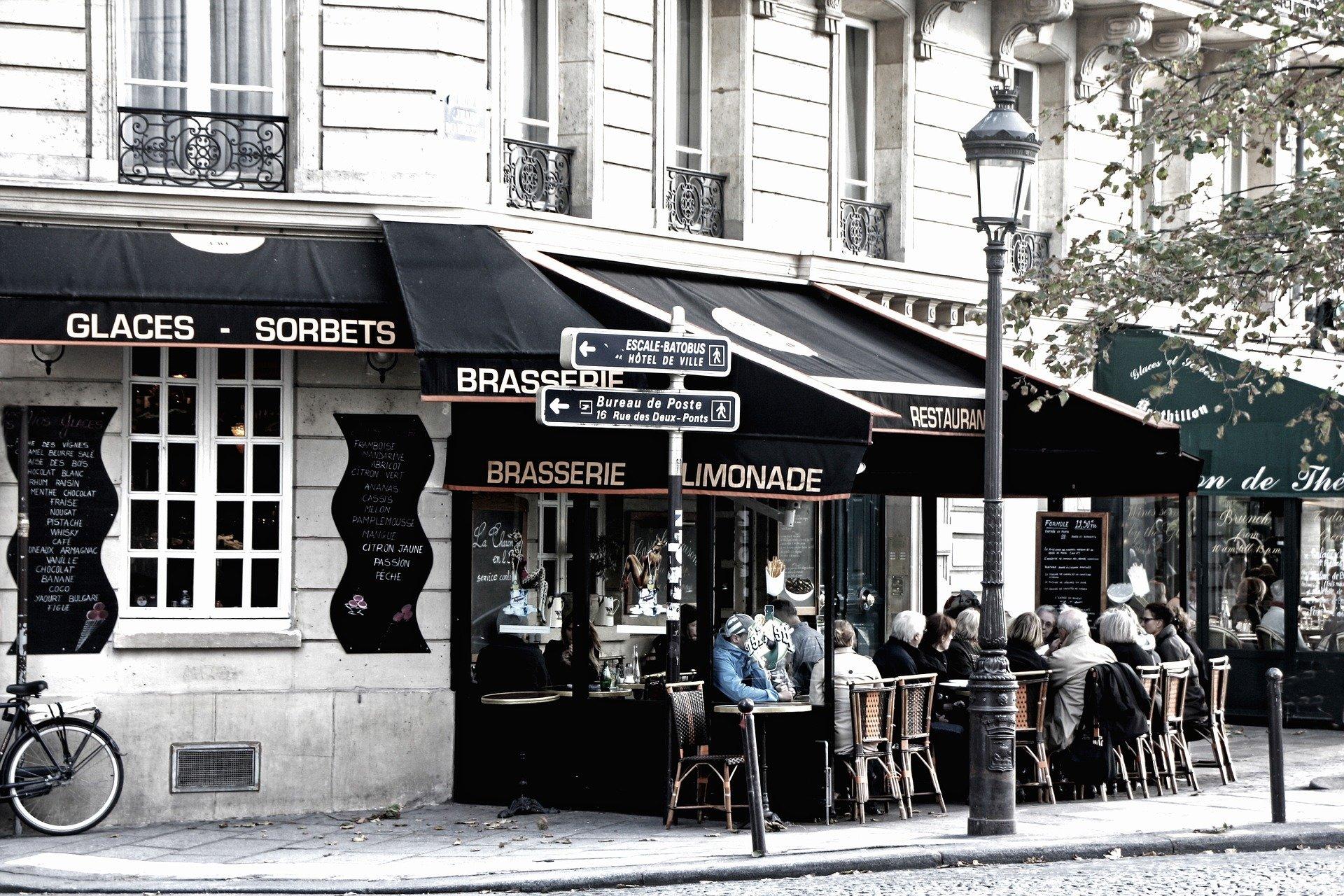 Sonntag in Paris